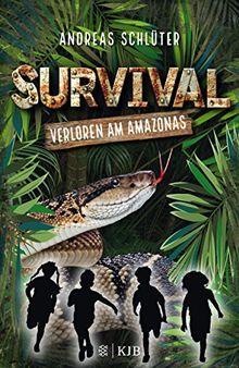 Survival – Verloren am Amazonas