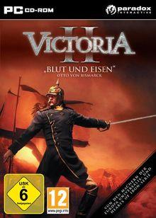 """Victoria 2: """"Blut und Eisen"""" Otto von Bismarck (PC)"""