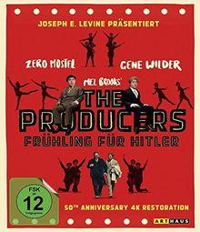 The Producers - Frühling für Hitler - 50th Anniversary Edition [Blu-ray]