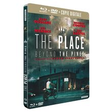The place beyond the pines [Blu-ray] [FR Import]