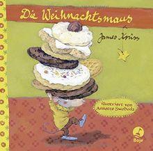 Die Weihnachtsmaus (Mini-Ausgabe): Krüss, Die Weihnachtsmaus .