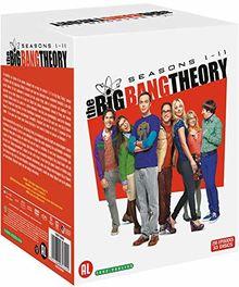 The big bang theory, saisons 1 a 11, 255 épisodes [FR Import]