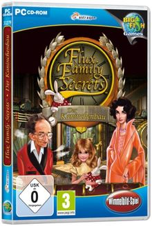 Flux Family Secrets: Der Kaninchenbau
