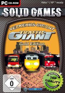 Solid Games - Verkehrs Gigant Gold