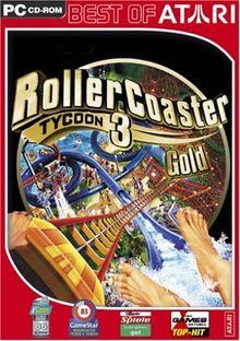 Roller Coaster Tycoon 3 - Gold [Best of Atari]