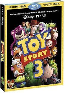 Coffret toy story 3 [Blu-ray] [FR Import]