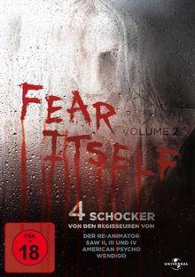 Fear Itself, Season 1 - Volume 2 [4 DVDs]