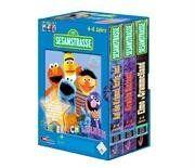Sesamstraße: 3er Box (4-6 Jahre) Spielerisch lernen