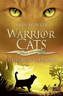 Warrior Cats - Special Adventure. Gelbzahns Geheimnis