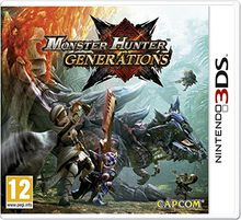 Nintendo 3DS - 3ds Monster H. Generations Fra (1 GAMES)