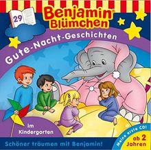 Gute Nacht Geschichten - Folge 29: im Kindergarten