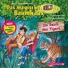 Im Reich des Tigers: 1 CD (Das magische Baumhaus, Band 17)