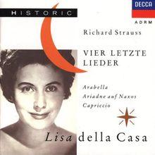 4 Letzte Lieder / Arabella