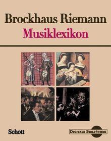 Brockhaus/Riemann - Musiklexikon (Digitale Bibliothek 38)