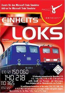 MS Train Simulator - Einheits Loks