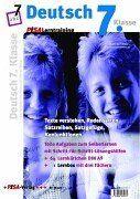Lern dich fit!-Lerntraining: Lerntraining Deutsch Klasse 7. (Lernmaterialien)