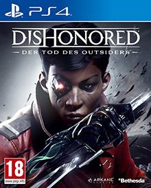 Dishonored 2: Der Tod des Outsiders - AT-Pegi Edition - [PlayStation 4]
