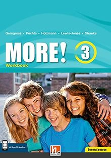 MORE! 3 Workbook General Course: SbNr 160404 (Helbling Languages)