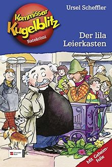 Kommissar Kugelblitz, Band 05: Der lila Leierkasten