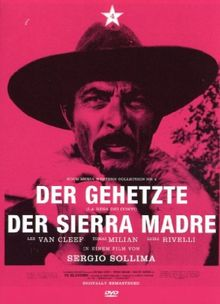 Der Gehetzte der Sierra Madre