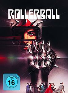 Rollerball - 3-Disc Limited Collector's Edition im Mediabook (Blu-ray + DVD + Bonus-Blu-Ray)