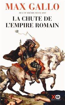 La chute de l empire romain