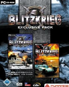 Blitzkrieg - Exclusive Pack (Software Pyramide)
