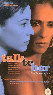 Hable con ella [VHS]