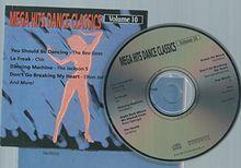 Mega Dance Hits Classics Vol. 10