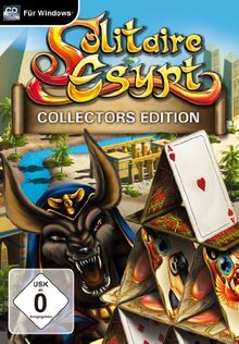 Solitaire Egypt Collectors Edition - [PC]