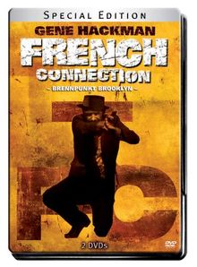 French Connection 1 (Special Edition, 2 DVDs im Steelbook)