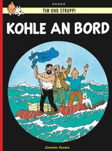 Tim und Struppi, Carlsen Comics, Neuausgabe, Bd.18, Kohle an Bord