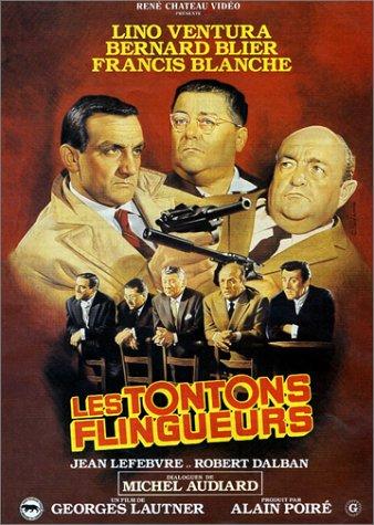 Mein Onkel - Der Gangster [VHS] von Georges Lautner