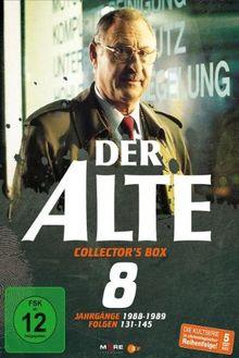 Der Alte Collector's Box Vol. 8 (Folgen 131-145/5 DVD)