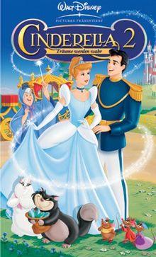 Cinderella 2 - Träume werden wahr [VHS]