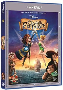 Clochette et la fée pirate [Blu-ray] [FR Import]