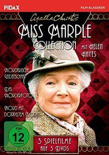 Agatha Christie: Miss Marple Collection / Drei spannende Agatha-Christie-Verfilmungen mit Helen Hayes (Pidax Film-Klassiker) [3 DVDs]
