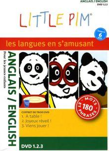 3-Pak (Vol. I): English/ESL (English Subtitles)
