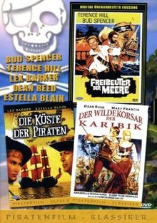 Piratenfilm-Klassiker - Box-Set (3 DVDs)