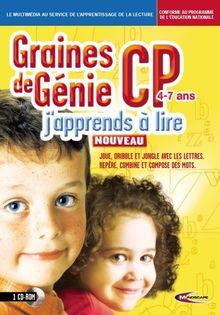 Graines de Génie CP J'apprends à lire 2004/2005