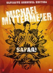 Michael Mittermeier - Safari (Ultimate Survival Edition) [3 DVDs]