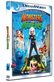 Monstres contre aliens [FR Import]