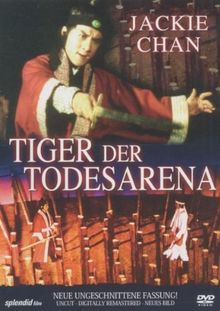 Tiger der Todesarena (Uncut Version)