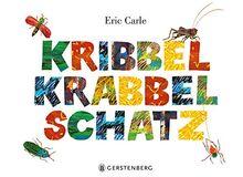 Kribbel-Krabbel-Schatz: Sammelband mit den vier Titeln: Spinne, Grille, Klickkäfer, Glühwürmchen: Sammelband mit den vier Titeln: Kleine Spinne, Kleine Grille, Klickkäfer, Kleines Glühwürmchen
