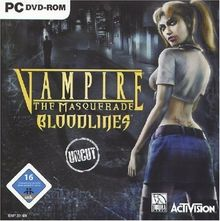 Vampire: Die Maskerade - Bloodlines [Software Pyramide]