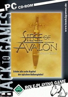 Siege of Avalon Collector's Edition