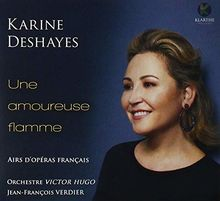 Orchestre Victor Hugo Jean-Francois - Une Amoureuse Flamme