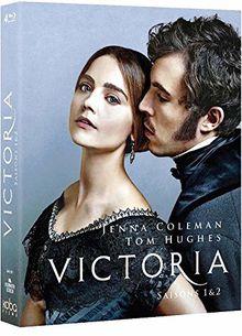 Coffret victoria, saisons 1 et 2, 16 épisodes [Blu-ray]