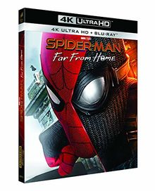 Spider-man : far from home 4k ultra hd [Blu-ray] [FR Import]