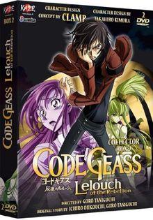 Code geass vol.2 - saison 1 [FR Import]